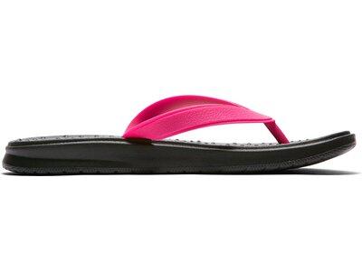 NIKE Damen Flip-Flops Solay Thong Pink