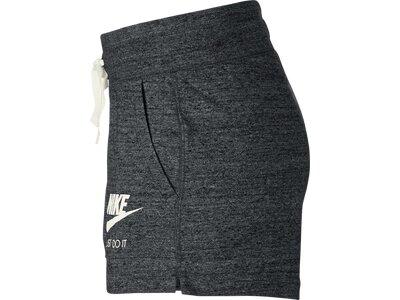 "NIKE Damen Trainingsshorts ""Sportswear Gym Vintage Shorts"" Grau"