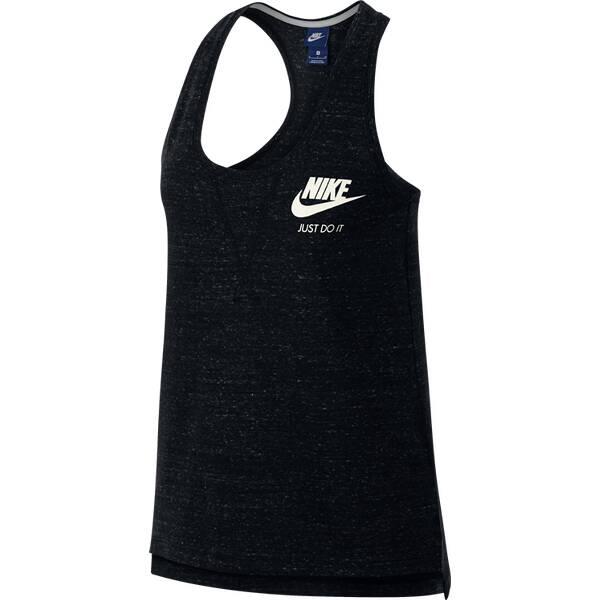 NIKE Damen Top Gym Vintage | Sportbekleidung > Sporttops > Trainingstops | Black | NIKE