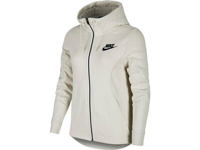 "NIKE Damen Sweatjacke ""Advance 15"" Braun"