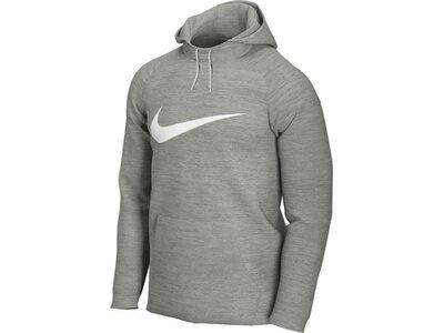 """NIKE Herren Hoodie """"Nike Dry Training Hoodie"""" Grau"""