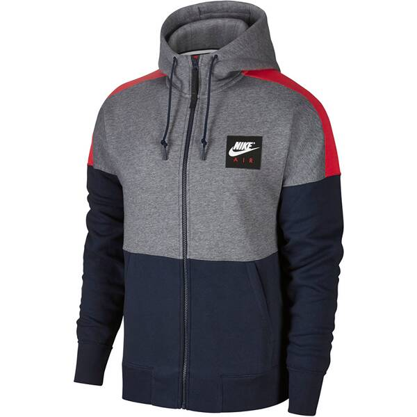 9de4fc0a5eff37 NIKE Herren Sweatjacke Sportswear Hoodie online kaufen bei INTERSPORT!