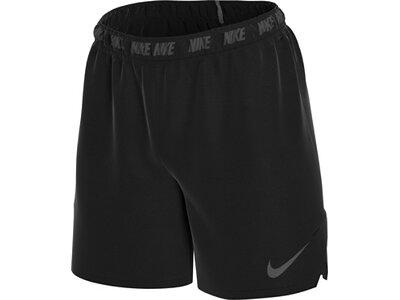 NIKE Fußball - Textilien - Shorts Flex Training Short Schwarz