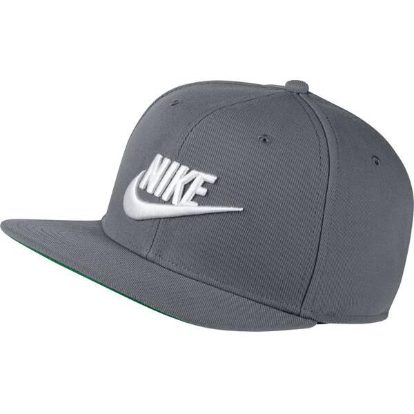 NIKE Pro Cap Futura   Accessoires > Caps   Grau - Weiß   NIKE