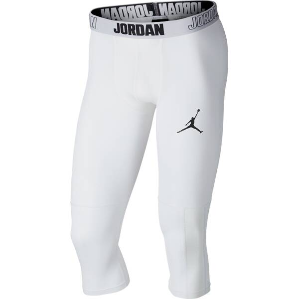 NIKE Herren Tight 23 ALPHA DRY 3/4