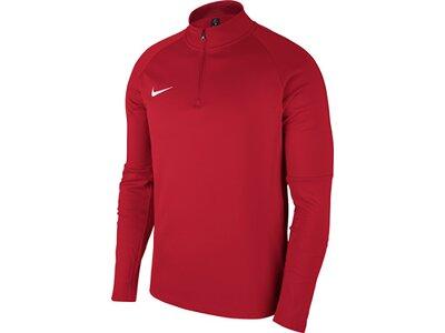 "NIKE Herren Fußball-Sweatshirt ""Academy Drill"" Rot"