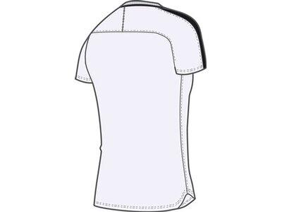 NIKE Damen Shirt DRY ACDMY18 TOP SS Grau
