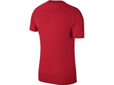 NIKE Kinder Shirt DRY ACDMY18 SS Rot