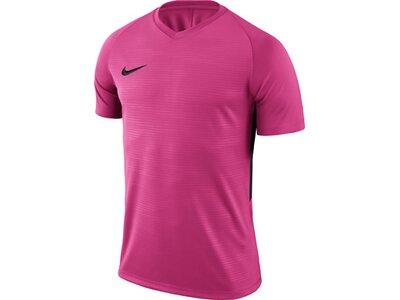 NIKE Herren Fußballtrikot M NK DRY TIEMPO PREM JSY SS Pink