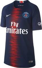 NIKE Kinder Fußballtrikot Breathe Paris Saint-Germain Home Stadium Kurzarm
