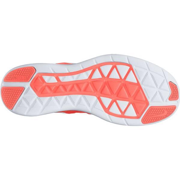 2a962b1a0acc NIKE Damen Laufschuhe Flex 2017 Run SUNSET GLOW WHITE-BRIGHT MANGO