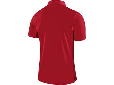 NIKE Herren Poloshirt DRY ACDMY18 SS Rot