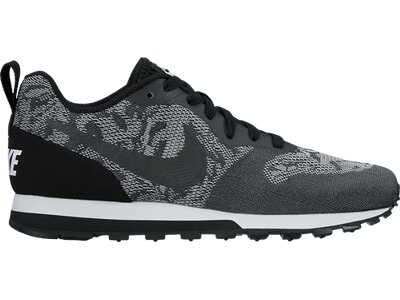 NIKE Damen Sneakers MD Runner 2 BR Grau