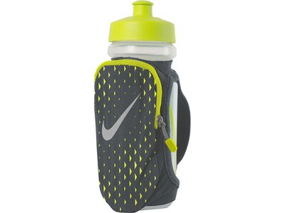NIKE Trinkbehälter 9038/152 Large Handheld Bottle 22oz Grau