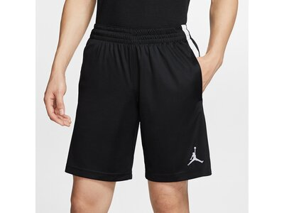 "NIKE Herren Basketball-Shorts ""Dri-FIT 23 Alpha"" Schwarz"