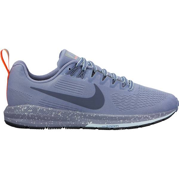 NIKE Damen Laufschuhe W AIR ZOOM STRUCTURE 21 SHIELD