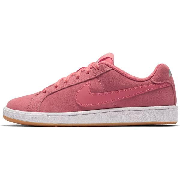 NIKE Damen Sneakers Court Royale Suede
