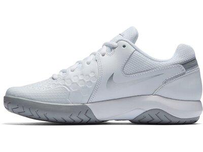 """NIKE Damen Tennisschuhe Hartplatz """"NikeCourt Air Zoom Resistance"""" Silber"""