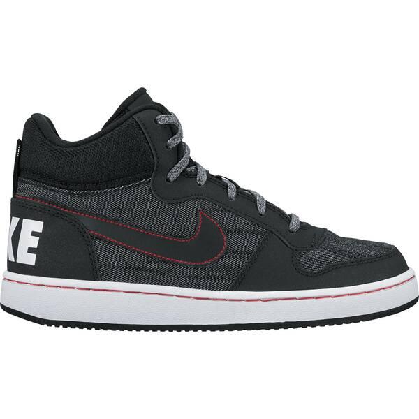 NIKE Jungen Sneakers Court Borough Mid