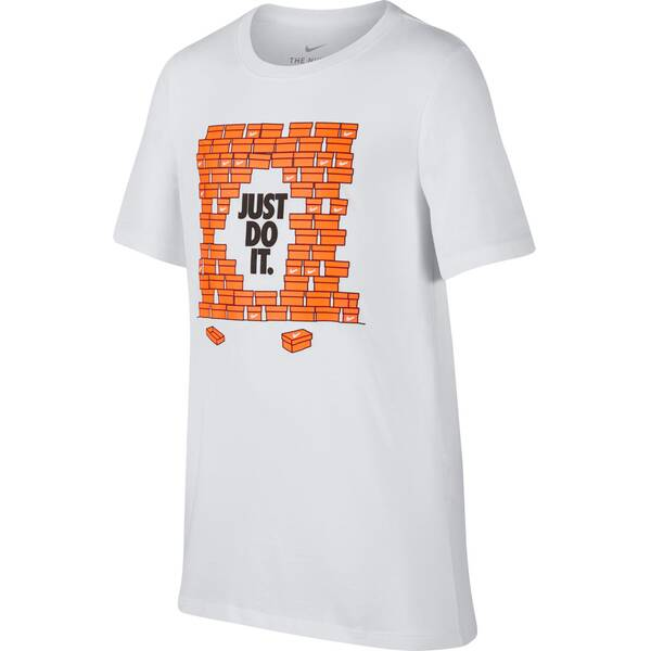 NIKE Kinder Shirt B NSW TEE SHOEBOX JDI