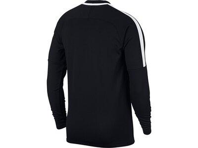 "NIKE Herren Fußball Sweatshirt ""Dry Academy"" Schwarz"