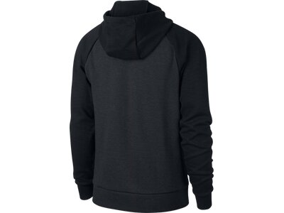 NIKE Lifestyle - Textilien - Jacken Optic Kapuzenjacke Schwarz