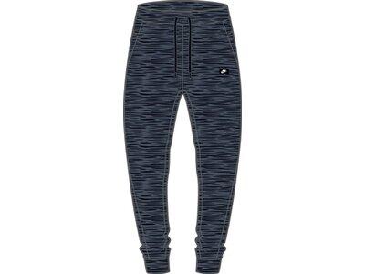 NIKE Lifestyle - Textilien - Hosen lang Optic Fleece Jogginghose Beige Schwarz