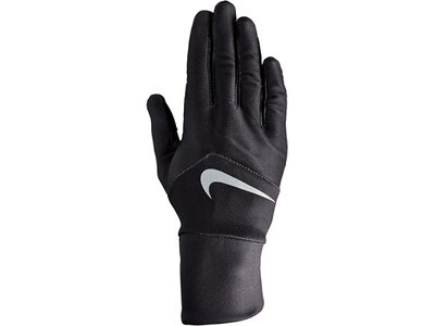NIKE Damen 9331/50 Womens Dri-Fit Tempo Run Gloves Schwarz