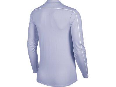 "NIKE Damen Sweatshirt ""Dry"" Silber"