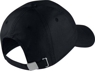 NIKE Herren H86 CAP METAL SWOOSH Schwarz