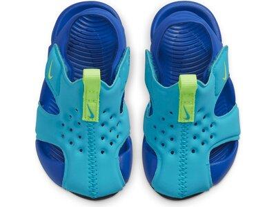 NIKE Lifestyle - Schuhe Kinder - Flip Flops Sunray Pect 2 TD Sneaker Kids Schwarz