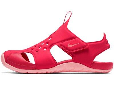 NIKE Lifestyle - Schuhe Kinder - Sneakers Sunray Pect 2 Sneaker Kids Rot