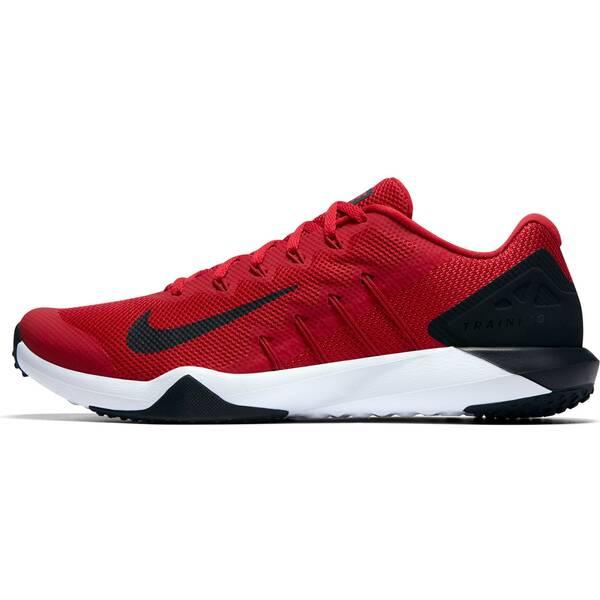NIKE Herren Fitness-Schuhe Retaliation TR 2 | Schuhe > Sportschuhe > Fitnessschuhe | Red - Black | NIKE