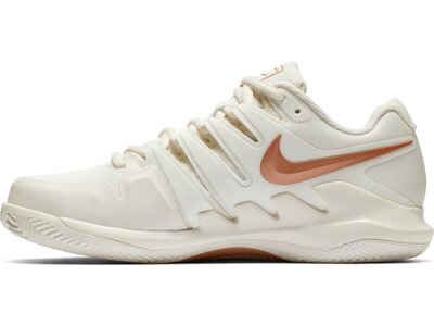 "NIKE Damen Tennissschuhe ""Air Zoom Vapor X Clay"" Silber"