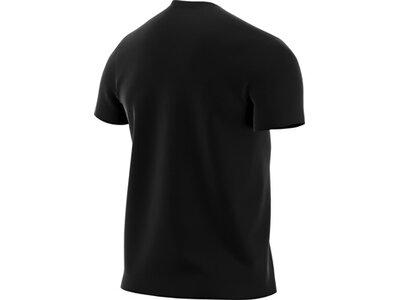 NIKE Herren T-Shirt JMPMN AIR EMBRD Schwarz