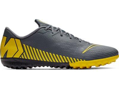 NIKE Fußball - Schuhe - Turf Mercurial VaporX XII Euphoria Academy TF Grau