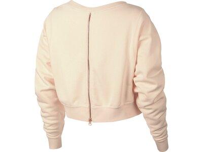 NIKE Damen Sweatshirt AIR CREW Pink
