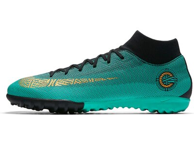 NIKE SUPERFLYX 6 ACADEMY CR7 TF Grau