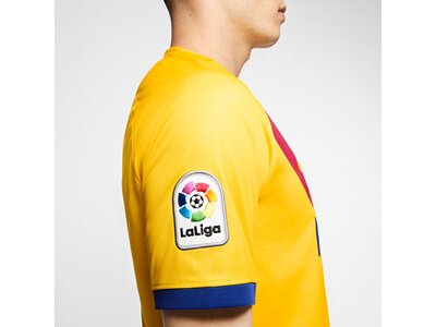 "NIKE Herren Fußballtrikot ""Breathe FC Barcelona Stadium Away"" Kurzarm - Replica Braun"