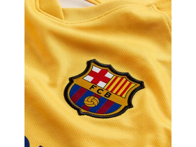 NIKE Kinder Fantrikot Breathe FC Barcelona Stadium Away Gelb