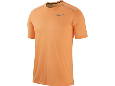 NIKE Running - Textil - T-Shirts Dri-FIT Cool Miler Top Running Braun