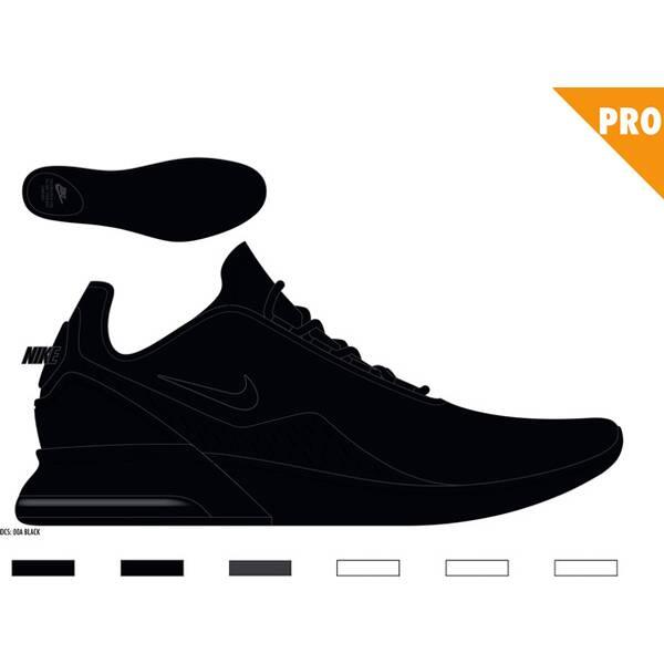 "NIKE Herren Sneaker ""Air Max Motion 2"""