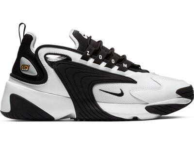 """NIKE Damen Sneaker """"Zoom 2K"""" Schwarz"""