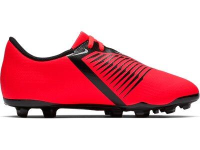 NIKE Fußball - Schuhe Kinder - Nocken Jr Phantom Venom Club FG Kids Rot