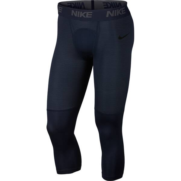 NIKE Herren Funktions-Tights 3/4-Länge