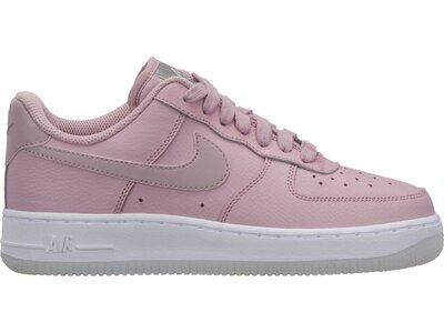 """NIKE Damen Sneaker """"Air Force 1 07"""" Grau"""