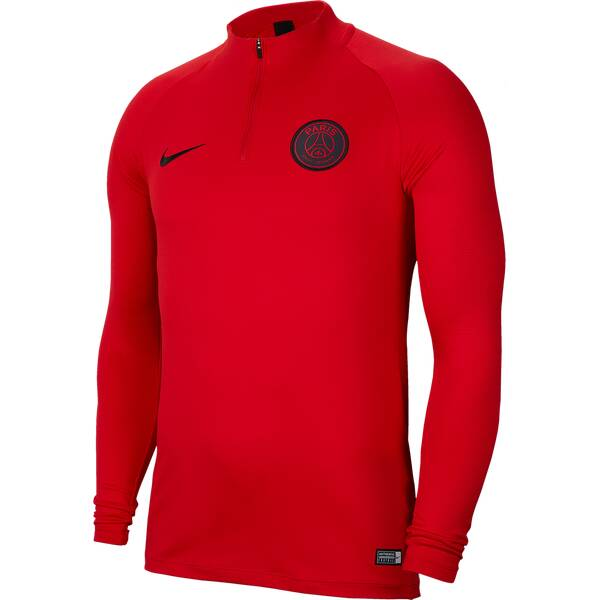 NIKE Herren Fansweatshirt Dri-FIT Paris Saint-Germain Strike