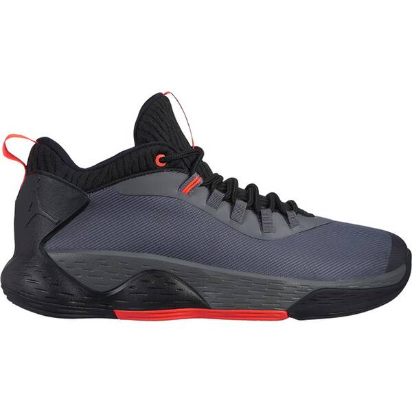 NIKE Herren Basketballschuhe JORDAN SUPER.FLY MVP LOW