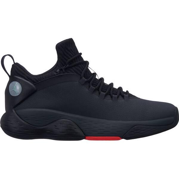 NIKE Herren Basketballschuhe JORDAN SUPER.FLY MVP LOW   Schuhe > Sportschuhe > Basketballschuhe   Black - Bright   Nike