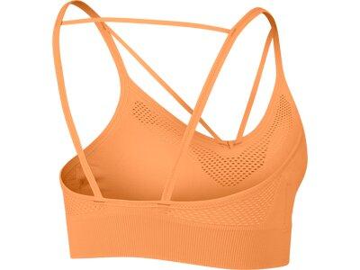 NIKE Damen Sport-BH Orange